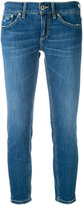 Dondup cropped trousers - women - Cotton/Spandex/Elastane - 31