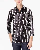 Armani Exchange Men's Logo-Print Shirt