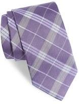 Eton Men's Plaid Silk Tie