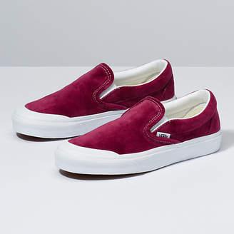Vans Velvet Slip-On TC