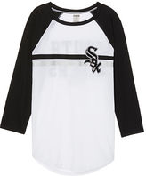 PINK Chicago White Sox Bling Perfect Baseball Tee