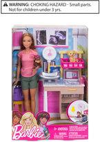 Barbie Zoo Doctor & Playset