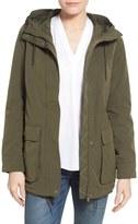 Levi's Hooded Swing Jacket