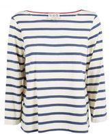 Sea Longsleeves Stripe T-shirt