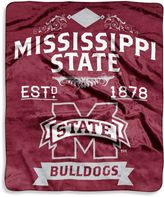 Bed Bath & Beyond Mississippi State University Raschel Throw Blanket