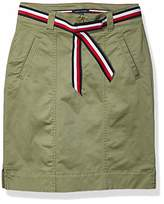 Tommy Hilfiger Women's Adaptive Skirt with Velcro Brand Closure