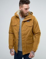 Patagonia Isthmus Parka In Tan