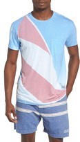 Sol Angeles Men's Marina Print Pocket T-Shirt