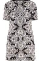 Dorothy Perkins Womens **Billie & Blossom Petite Paisley Shift Dress