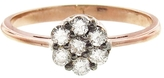 OONA Collections Flor Diamond Ring