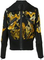 Ann Demeulemeester 'Gold Craven' jacket - men - Cotton/Polyester - L