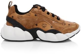 MCM Himmel M. Platform Sneakers
