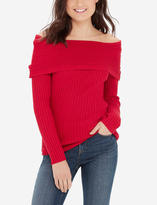 The Limited Convertible Cowl Neck Sweater