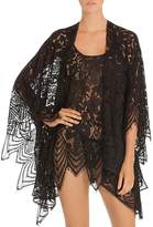 In Bloom by Jonquil Lace Wrap Robe