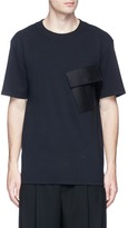 Public School 'Foss' flap pocket T-shirt