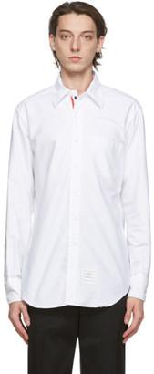 Thom Browne White Oxford Shirt