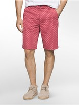 Calvin Klein Mini Geometric Shorts
