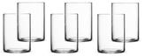 Luigi Bormioli All Purpose Glasses 15.5oz (Set of 6)
