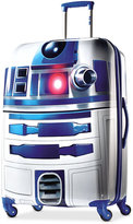 """Star Wars R2D2 28"""" Hardside Spinner Suitcase by American Tourister"""
