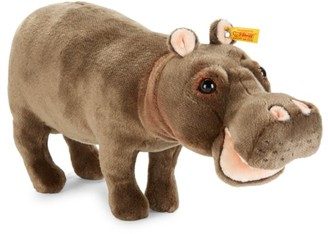 Steiff National Geographic Hedda Hippopotamus Plush Toy