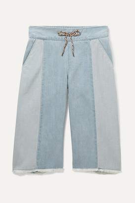 Chloé Kids Kids - Ages 2 - 5 Two-tone Jeans