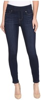 Liverpool Sienna Pull-On Ankle in Silky Soft Denim in Griffith Super Dark Women's Jeans