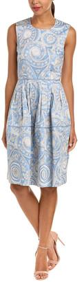 Sara Campbell A-Line Dress