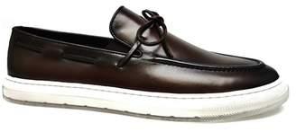 Bacco Bucci Lucea Leather Bit Vamp Loafer