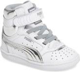 Puma Sky II High Top Sneaker (Baby, Walker & Toddler)