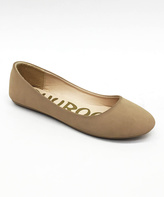 Bamboo Nude Standouts Flat