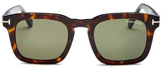 Tom Ford Men's Dax Square Sunglasses, 50mm