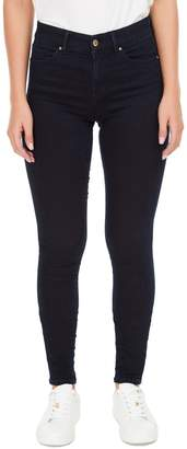 Only Global Mid-Waist Skinny Jeans