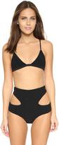 Tori Praver Swimwear Baja Bikini Top