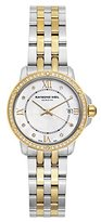 Raymond Weil Women's 'Tango' Swiss Quartz and Stainless Steel Dress Watch, Color:Two Tone (Model: 5391-SPS-00995)