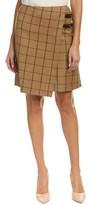 Brooks Brothers Wool Pencil Skirt.