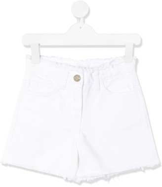MonnaLisa Bugs Bunny denim shorts
