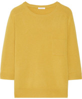 Chloé Iconic Cashmere Sweater - Mustard