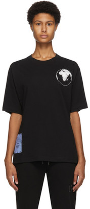McQ Black World Beyond T-Shirt