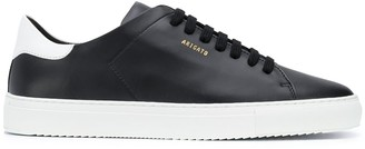 Axel Arigato Lace Up Leather Trainers