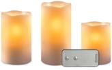 Studio Mercantile Studio Mercantile 4-Pc. LED Flameless Candle & Remote