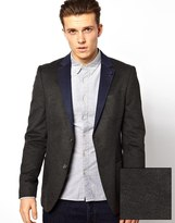 Peter Werth Jacket With Patch Pocket