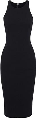 Rick Owens Textured Cotton-blend Dress