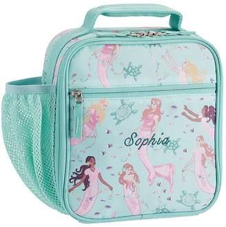 Pottery Barn Kids Mackenzie Aqua Magical Mermaid Backpacks