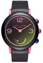 Marc by Marc Jacobs Riley Hybrid Black Hybrid Smartwatch