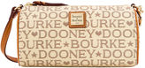 Dooney & Bourke Tapestry Small Barrel