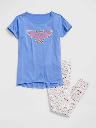 Gap GapKids | DC Wonder Woman Tunic PJ Set