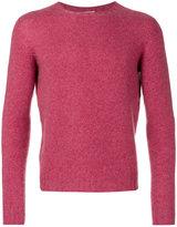 Etro plain sweatshirt - men - Cashmere - M