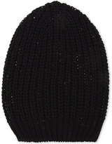 Rick Owens Knitted Medium Cotton Beanie