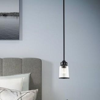 17 Stories Laurenza 1 - Light Single Bell Pendant