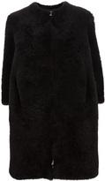 Marni Edition shearling coat